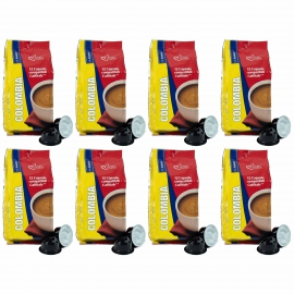Kapsułki do Cafissimo * Italian Coffee Colombia Arabica, Big Pack 96 kapsułek